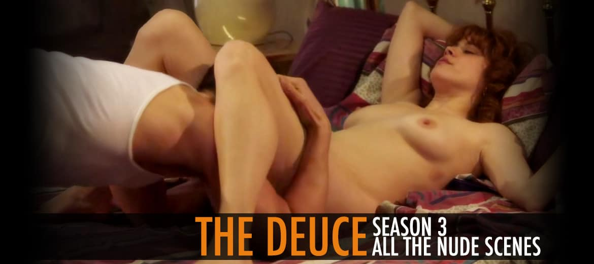Olivia Luccardi Oral Sex The Deuce Season 3
